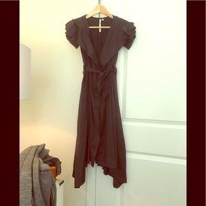 NWT Rachel Roy 100%  polyester hooded jacket